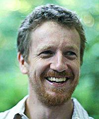 David Jones, associate professor of geology