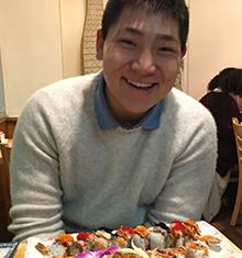 Kevin Zhangxu '20