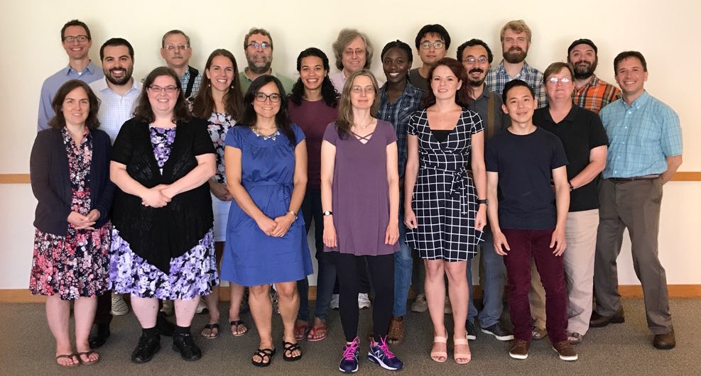 Math and Stats Faculty Photo 2018