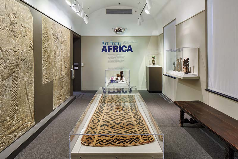 Art from the Africa exhibition