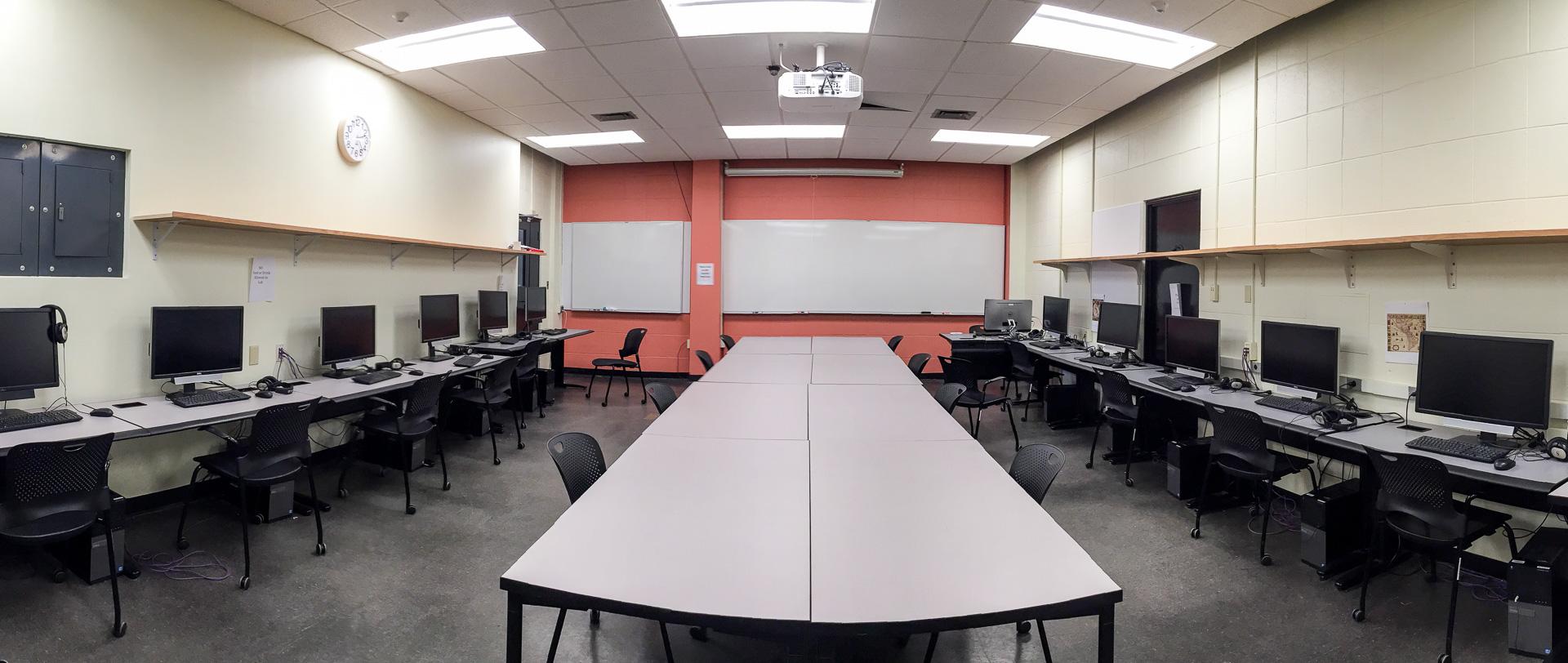 Merrill 215 Computing Lab