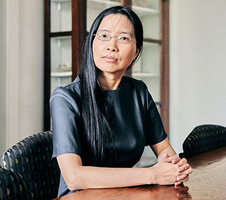 Vanessa Fong; photo by Tony Luong