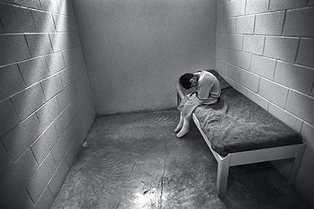 Kids in prison