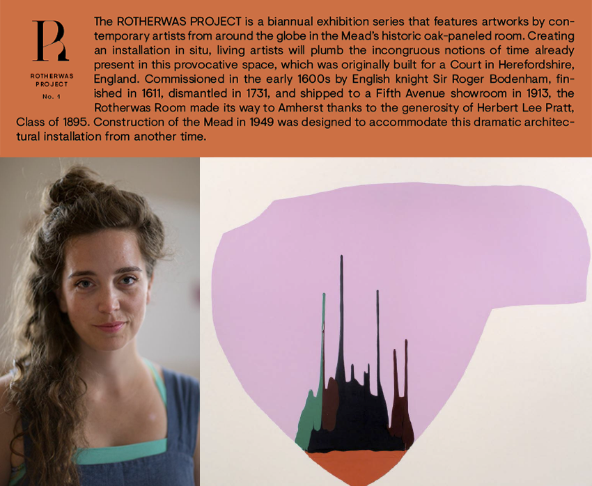 Rotherwas Project 1: Amanda Valdez