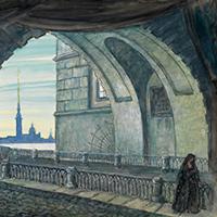 Russian Center exhibition