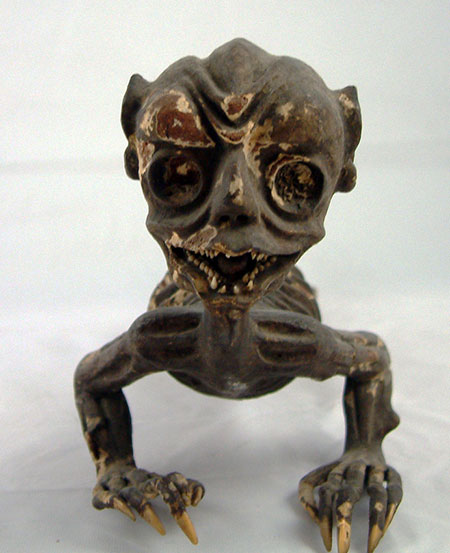 The Fiji Mermaid