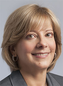 Sandra Genelius, Chief Communications Officer