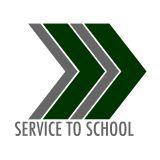 Service to School Logo