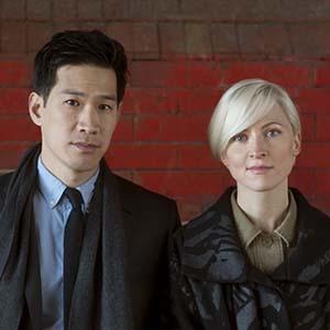 Sherng-Lee Huang and Livia Ungur
