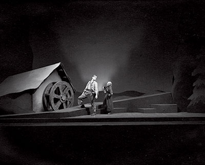 Production of Ibsen's Peer Gynt