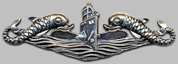 Submarine warefare symbol