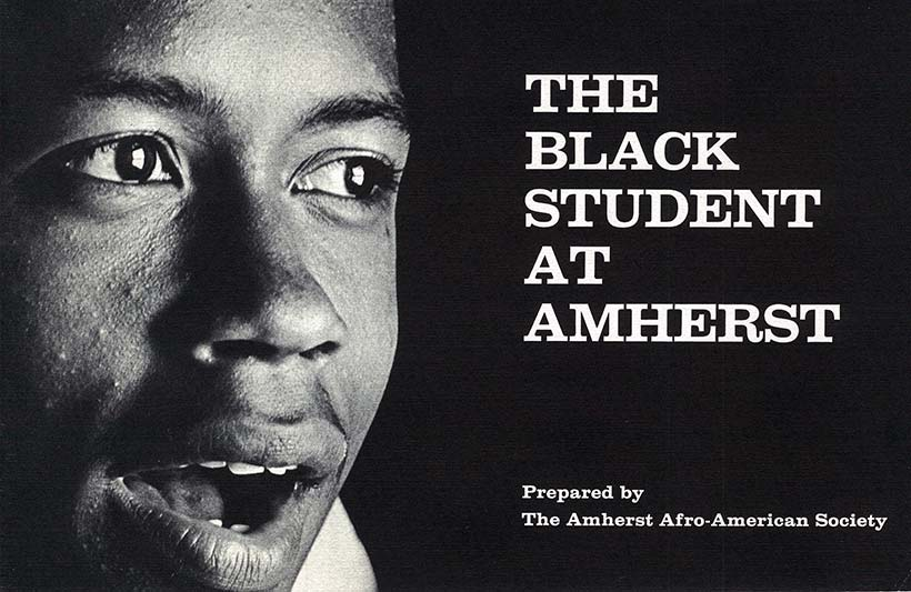 The Black Student at Amherst