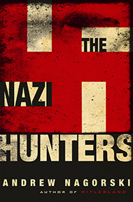 The Nazi Hunters cover