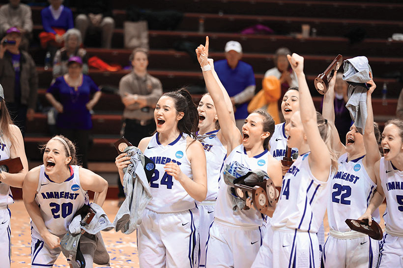 The Big Picture: Women's basketball finishes an undefeated season