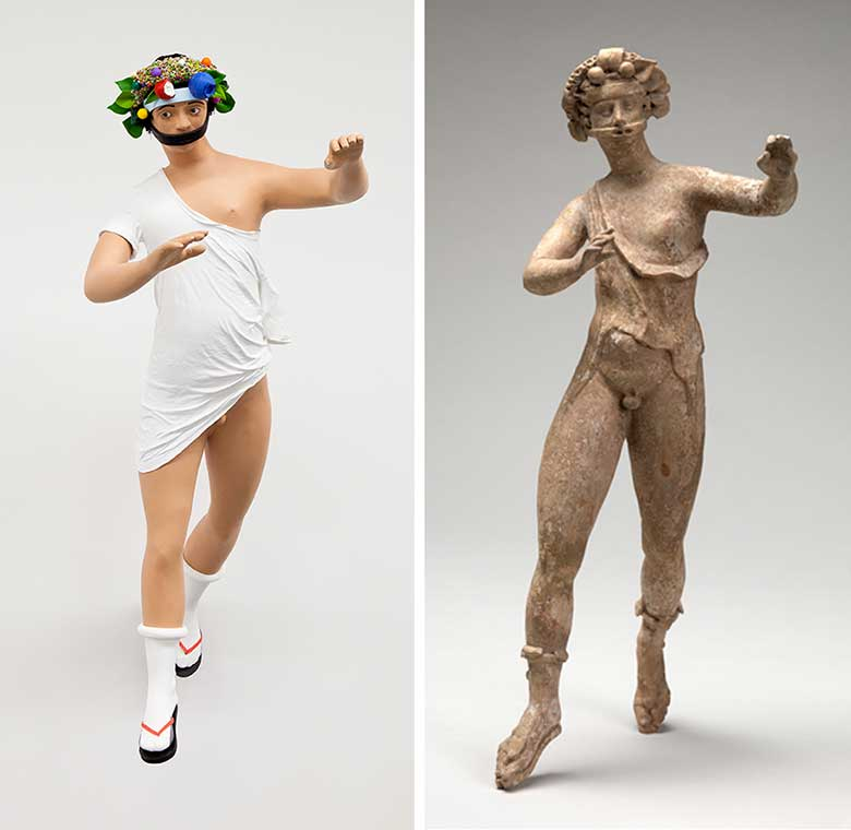 Tom Friedman | Styrofoam & Paint