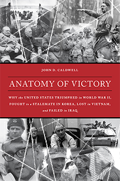 The cover of the book Anatomy of a Victory