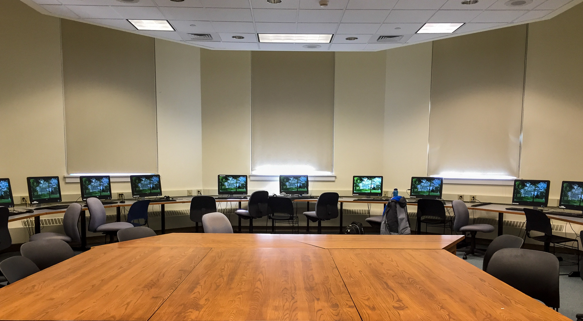 Webster 102 Computer Lab