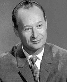 Slovak politician Alexander Dubček