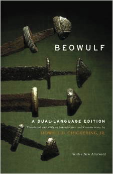 Book jacket for Beowulf