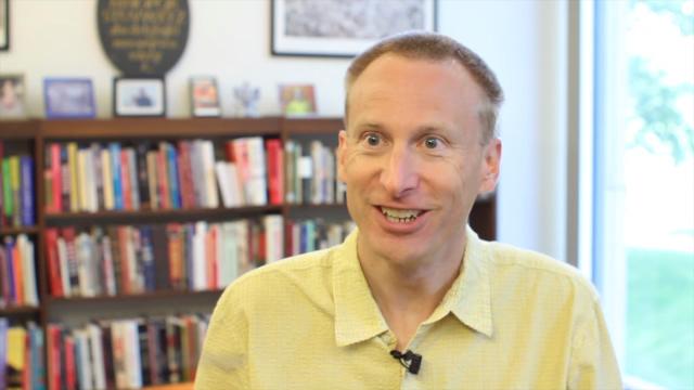 Bryn Geffert, Amherst College Librarian