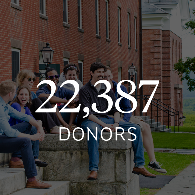 22,387 donors