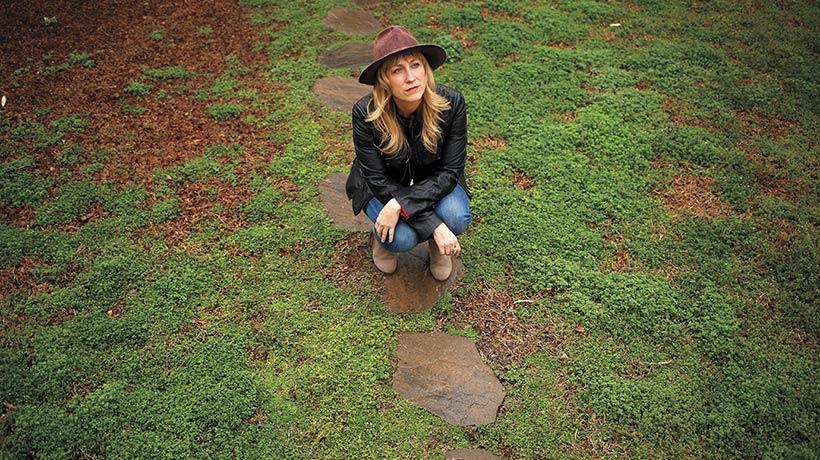Amy Speace, photo by Luke Sharrett