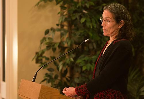Professor Elizabeth Aries