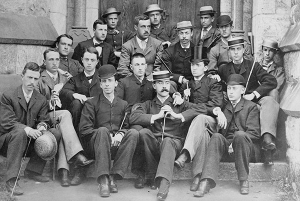 Glee Club circa 1880