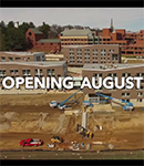 Greenway Dorms: Opening August