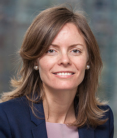 Letitia Johnson, Chief Investment Officer, Amherst College