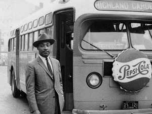 The Montgomery Bus Boycott of 1955