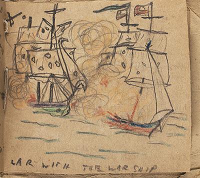 War with the War Ship