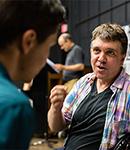 Director Ron Bashford