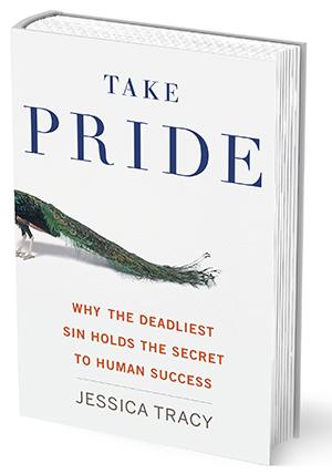 Take Pride book cover