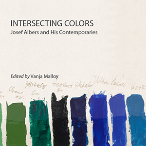 Intersecting Colors catalogue cover