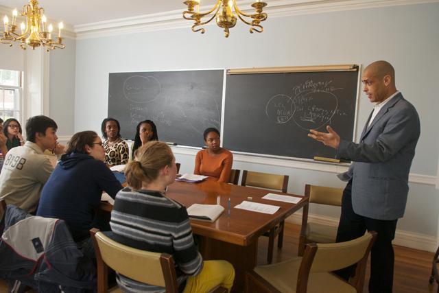 A class in Black Studies