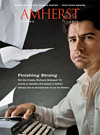 Spring 2012 cover