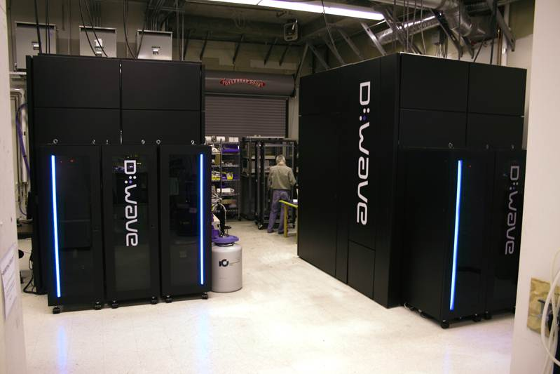 D-Wave OneTM Systems Being Tested in the Lab