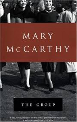 """Cover of """"The Group,"""" by Mary McCarthy"""