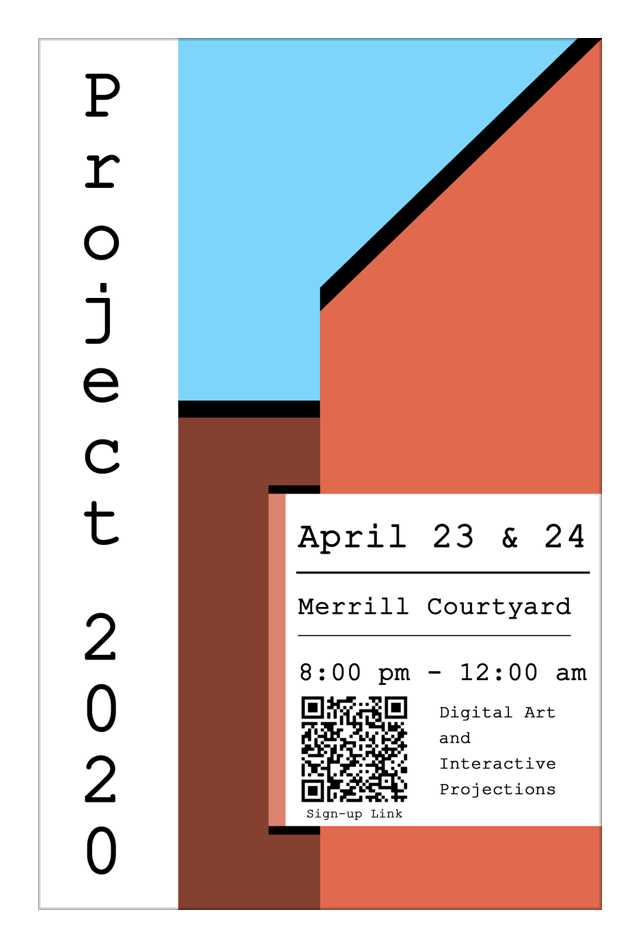 event poster, text is provided on the page