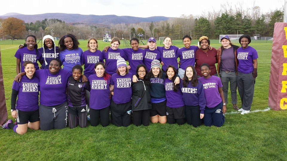 Amherst College Women's Rugby Football Club