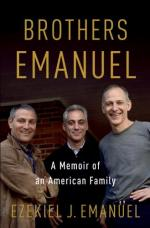 BROTHERS EMANUEL: A Memoir of an American Family cover