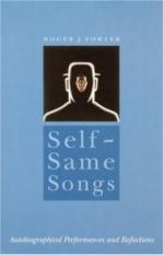 Self-Same Songs: Autobiographical Performances and Reflections cover