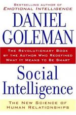 Social Intelligence: The New Science of Human Relationships cover