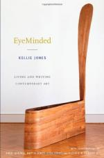 EyeMinded: Living and Writing Contemporary Art cover