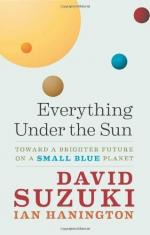 Everything Under the Sun: Toward a Brighter Future on a Small Blue Planet cover
