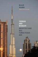 Terror and Wonder:Architecture in a Tumultuous Age cover