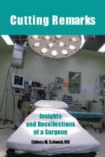 Cutting Remarks: Insights and Recollections of a Surgeon cover