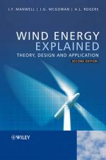 Wind Energy Explained: Theory, Design, and Application (2nd Edition) cover