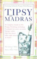 Tipsy in Madras: A Complete Guide to '80s Preppy Drinking cover